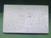A letter written by Jane Austen
